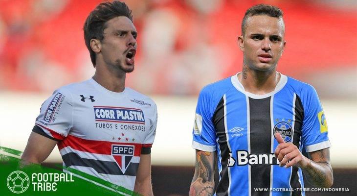 Para Talenta Terbaik Brasil yang Belum Bermain di Eropa