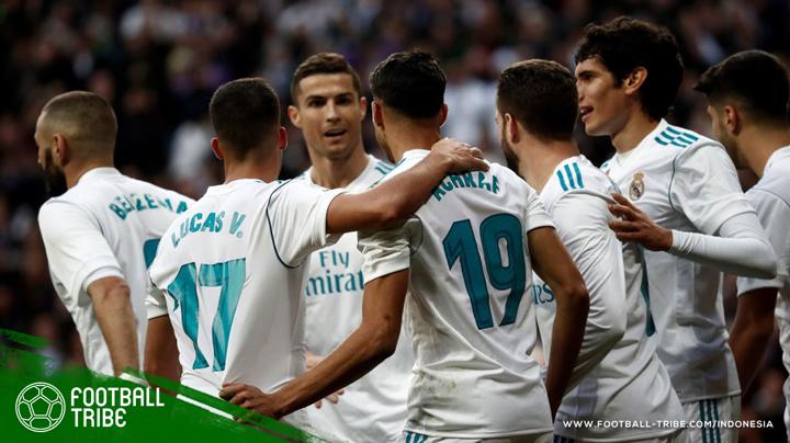 skuat resmi Real Madrid untuk Piala Dunia Antarklub