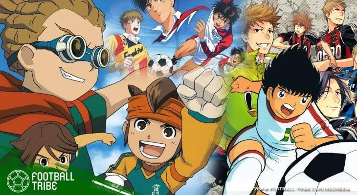 Rekomendasi Anime Sepak Bola Terbaik untuk Teman Liburan