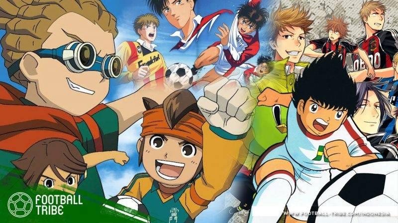 Anime Atau Kartun Yang Menceritakan Tentang Sepak Bola