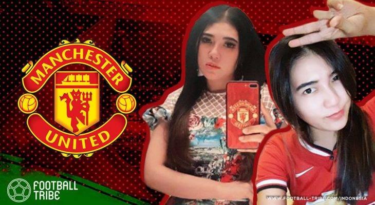 Resmi: Via Vallen adalah Suporter Manchester United!
