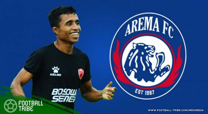 Ridwan Tawainella ke Arema FC, Petualangan Baru Sang Putra Tulehu