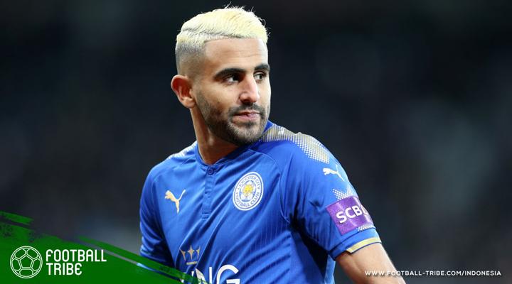 Leicester City dan Riyad Mahrez yang Kembali Meroket