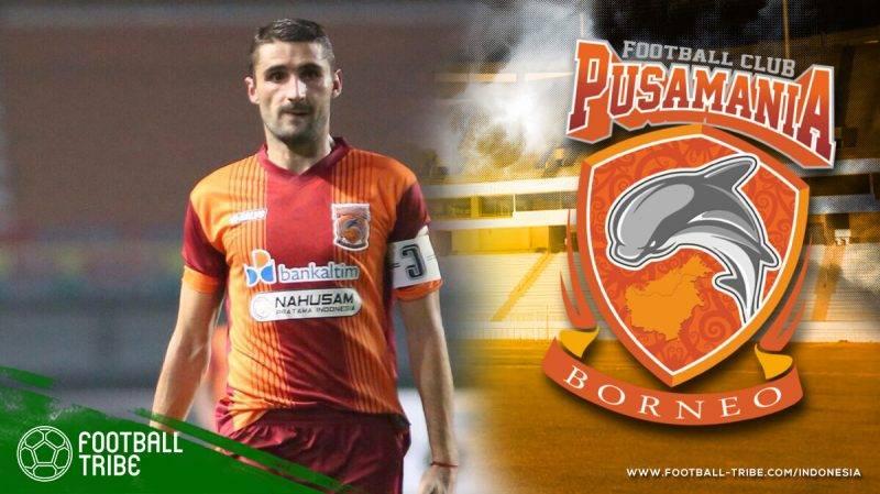 Lopicic ke Borneo FC