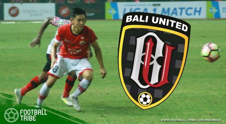 Sutanto Tan Kembali ke Bali United