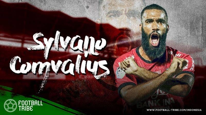 Sylvano Comvalius sebagai top skor Liga 1