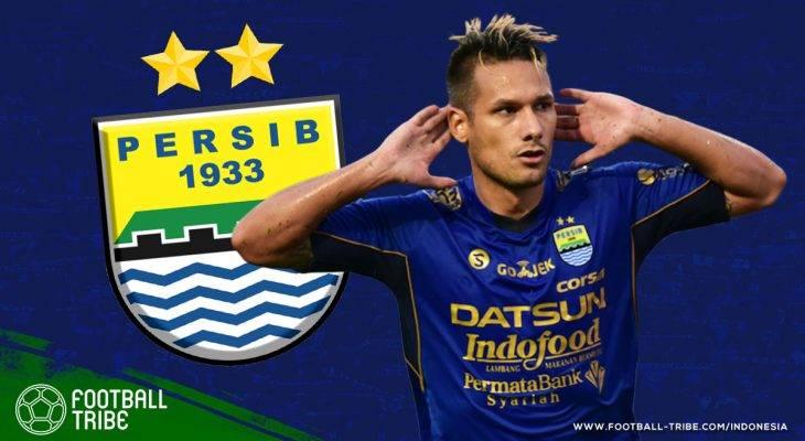 Teka-teki Nasib Raphael Maitimo di Persib Bandung