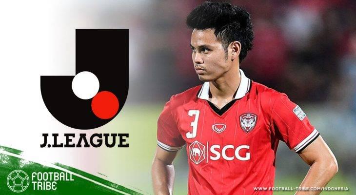 Theerathon Bunmathan Diincar Vissel Kobe, Thailand Siap Ekspor Pemain ke J.League