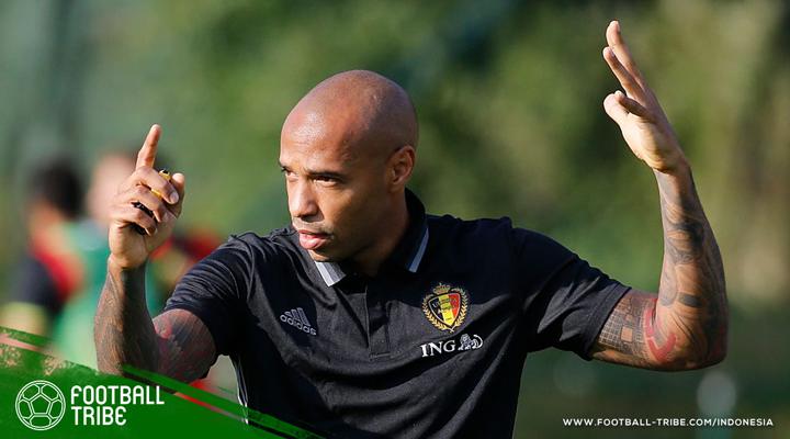 Thierry Henry: Alexis Sanchez Membuat Ruang Ganti Arsenal Tidak Kondusif!