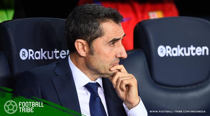 Ernesto Valverde Indikasikan Barcelona Tak Berbelanja di Januari?