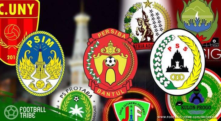 Yogyakarta, Salah Satu Titik Pusat Sepak Bola Indonesia