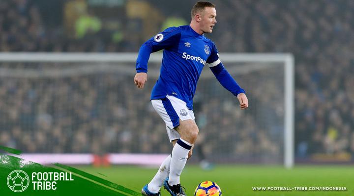Sambut Natal, Wayne Rooney Beri Donasi ke Tiga Badan Amal Anak