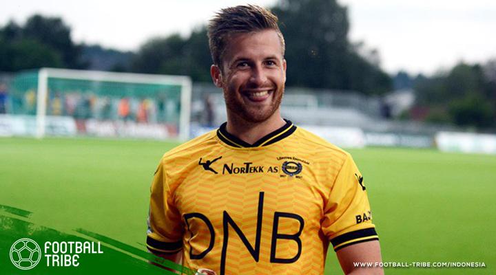Pemain Lillestrom SK Dikritik karena Menaruh Kemaluannya di Dalam Trofi Piala Norwegia