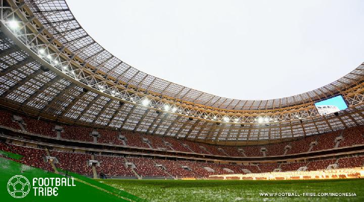 Deretan Stadion-Stadion Terbaik untuk Piala Dunia 2018