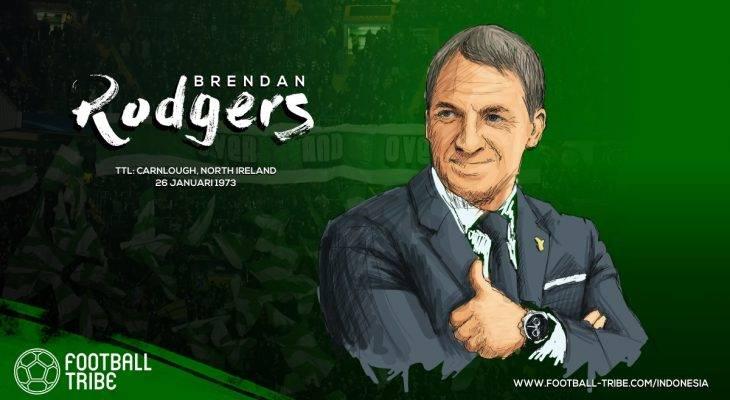 Tawa Brendan Rodgers di Skotlandia