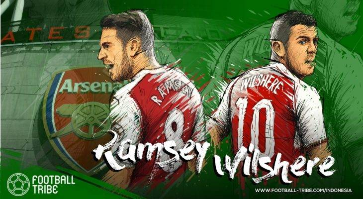 Aaron Ramsey dan Jack Wilshere: Tandem Impian di Ruang Mesin Arsenal?