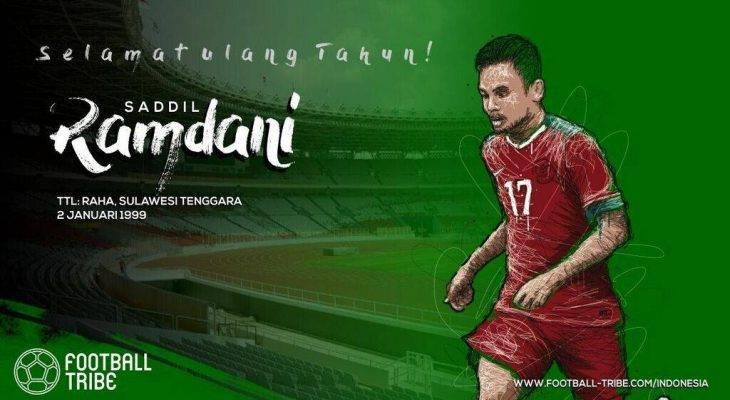 Saddil Ramdani: Dihujat dan Bangkit sebagai Pesepak Bola yang Lebih Tangguh