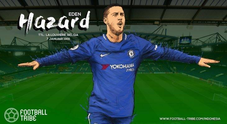 Eden Hazard dan Waktu yang Menipis untuk Menjadi Terbaik di Dunia