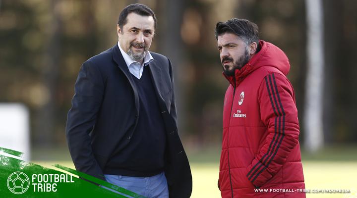 AC Milan Dihantam Isu Pencucian Uang