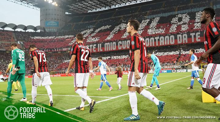 Dibalik Terdepaknya AC Milan dari Rombongan Klub Berpendapatan Terbesar Dunia