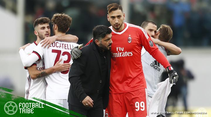AC Milan dan Kode Promonya di Bursa Transfer Januari