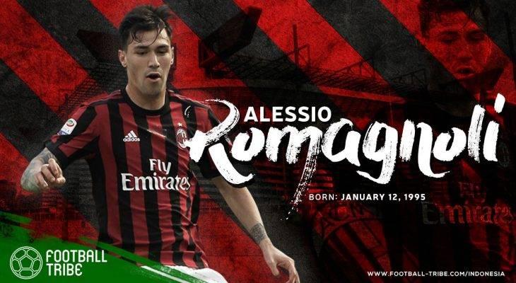 Alessio Romagnoli: 'Nesta Baru' yang Menanggung Harapan Besar