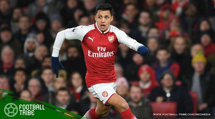 Variasi Solusi Selain Membeli Pemain untuk Arsenal Ketika Alexis Sanchez Hengkang