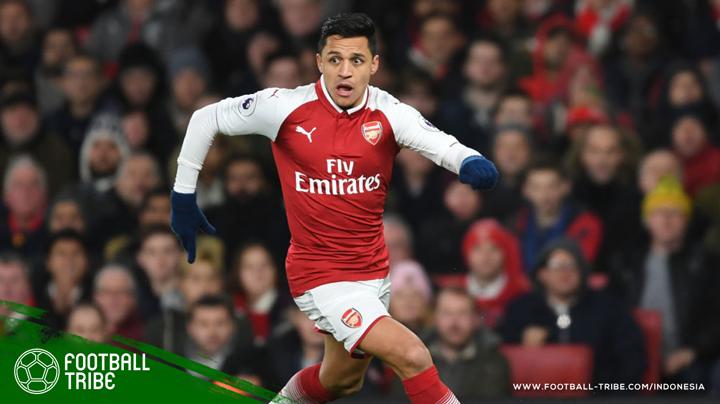 solusi bagi Arsenal Alexis Sanchez sudah resmi menjalin kesepakatan