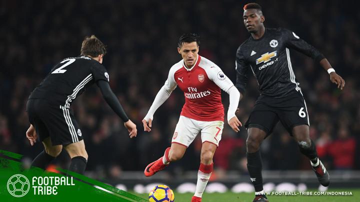 Masuknya United ke dalam saga Alexis