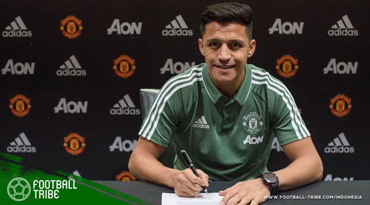 Tidak Tes Doping, Arsenal dan Manchester United Terancam Hukuman karena Alexis Sanchez