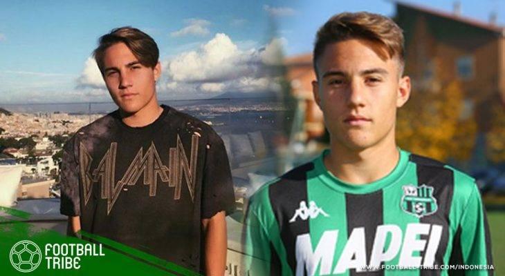 Perkenalkan, Christian Cannavaro, Pewaris Takhta Fabio Cannavaro