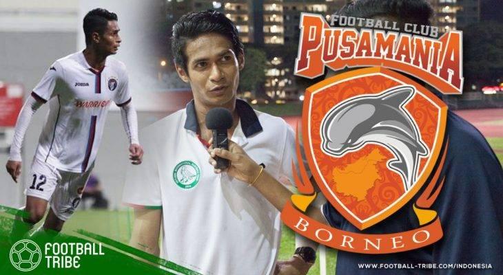 Apa yang Bisa Diharapkan Borneo FC dari Muhammad Ridhuan?
