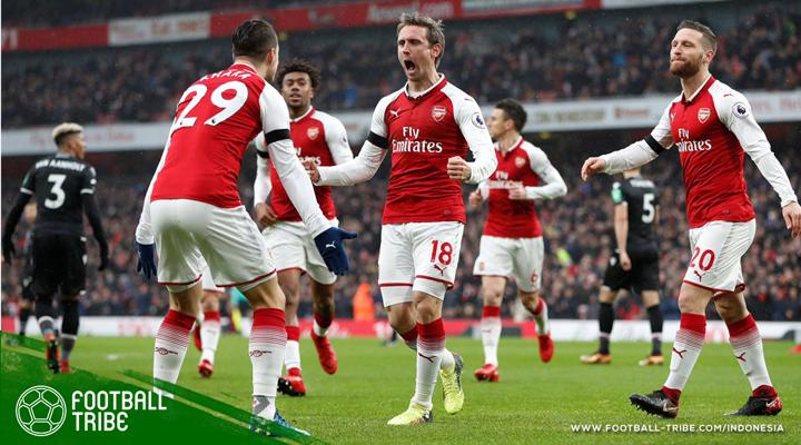 Arsenal Butuh #SanchezOut, bukan #WengerOut