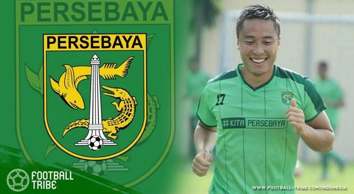 Persebaya Surabaya Siap Jajal Arthur Irawan di Piala Presiden?