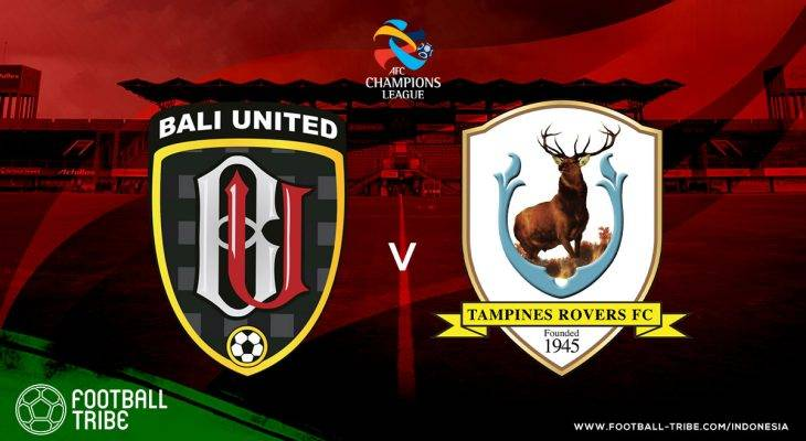 Live Streaming – Tampines Rovers vs Bali United