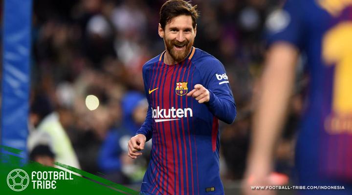 Lionel Messi Samai Pencapaian 39 Tahun Gerd Muller, Barcelona Menang Mudah Atas Levante