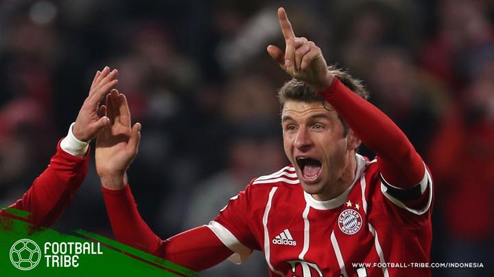 mendominasinya Bayern musim ini