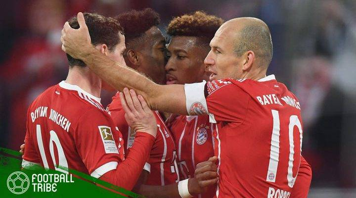 Siapa Bisa Hentikan Bayern?