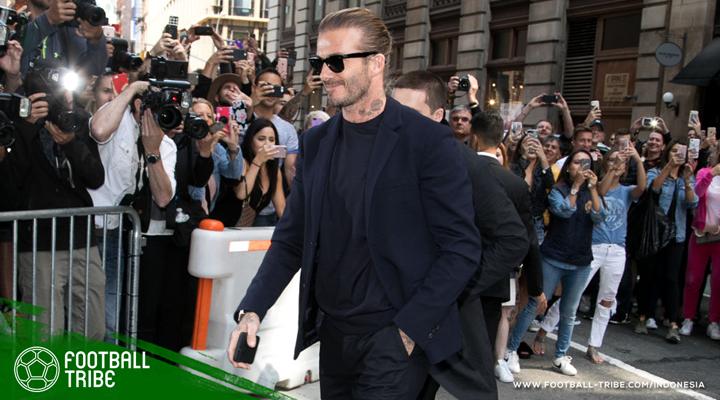 David Beckham Resmi Dirikan Klub Sepak Bola di MLS
