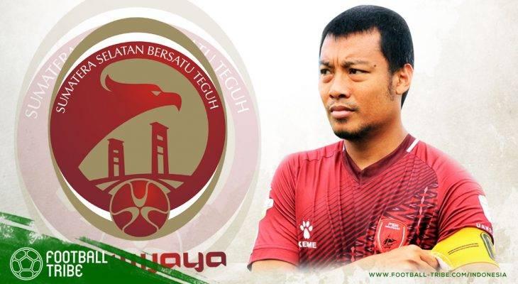 Berlabuh di Palembang, Hamka Hamzah Lengkapi Skuat Bintang Sriwijaya FC