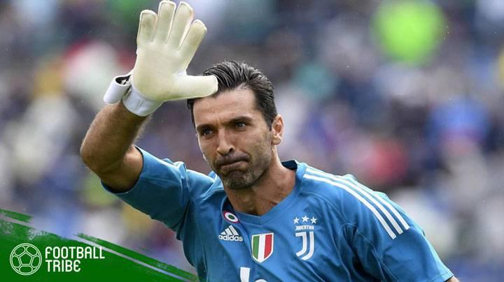 kesetiaan Buffon Karier Gianluigi Buffon