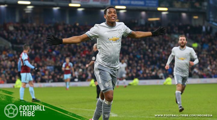 Kalahkan Burnley 1-0, Catatan Positif Mourinho Kembali Berlanjut