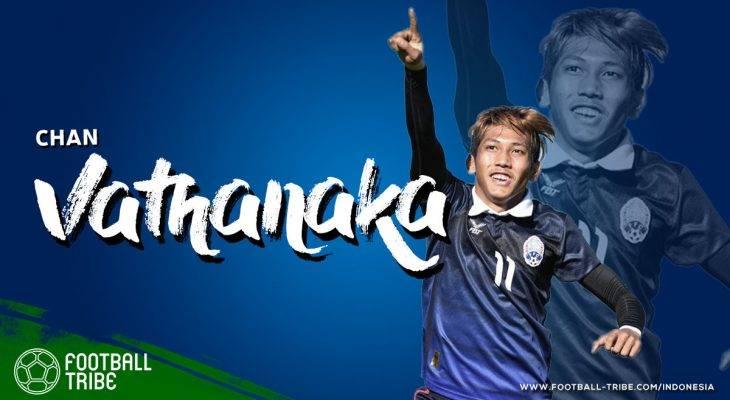 Chan Vathanaka, 'Messi dari Kamboja' yang Menimba Ilmu di Jepang dan Kini Berlabuh di Malaysia
