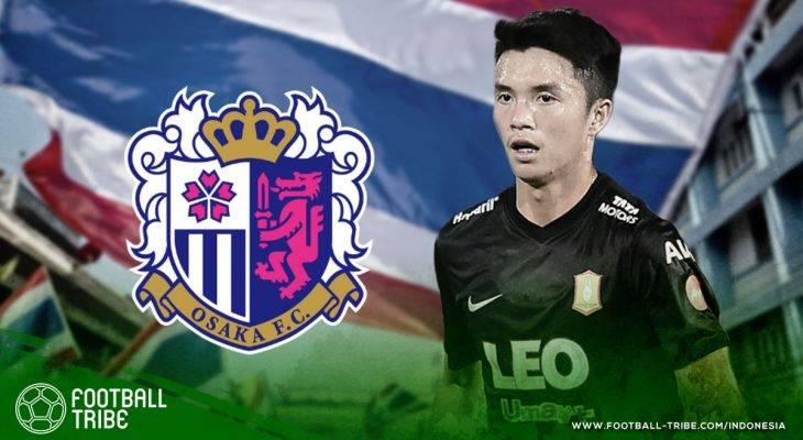 Chaowat Veerachat Jadi Nama Terbaru Eksodus Pemain Thailand ke Liga Jepang
