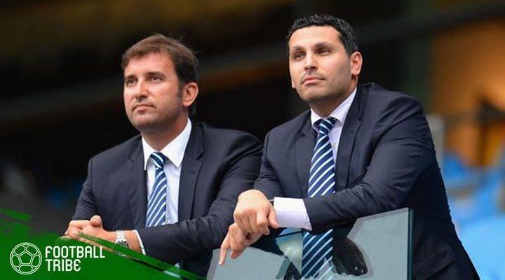 Para 'Alumni' Barcelona di Balik Invasi Global Manchester City