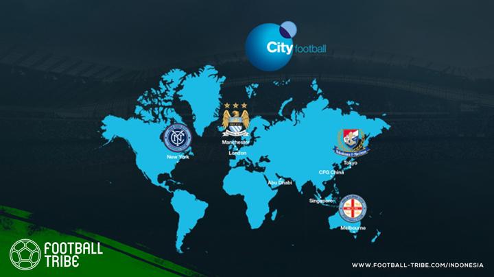 City Football Group juga terus melebarkan sayapnya
