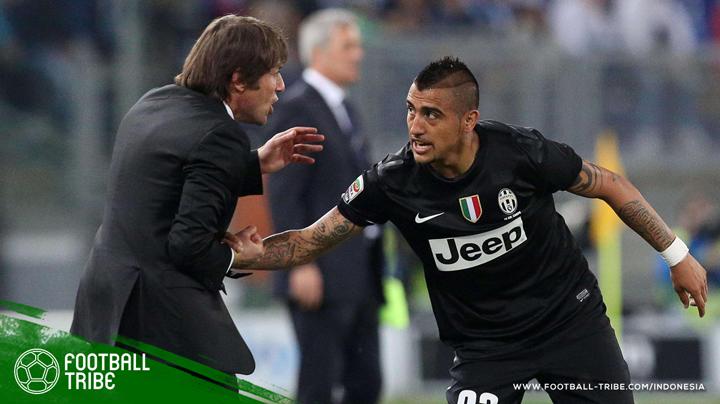 manajemen Chelsea bekerja cepat untuk meyakinkan Vidal