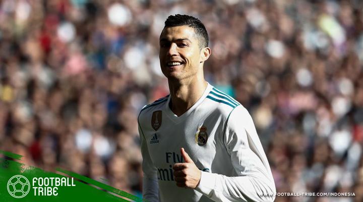Cristiano Ronaldo Tentukan Harga Jualnya Sendiri