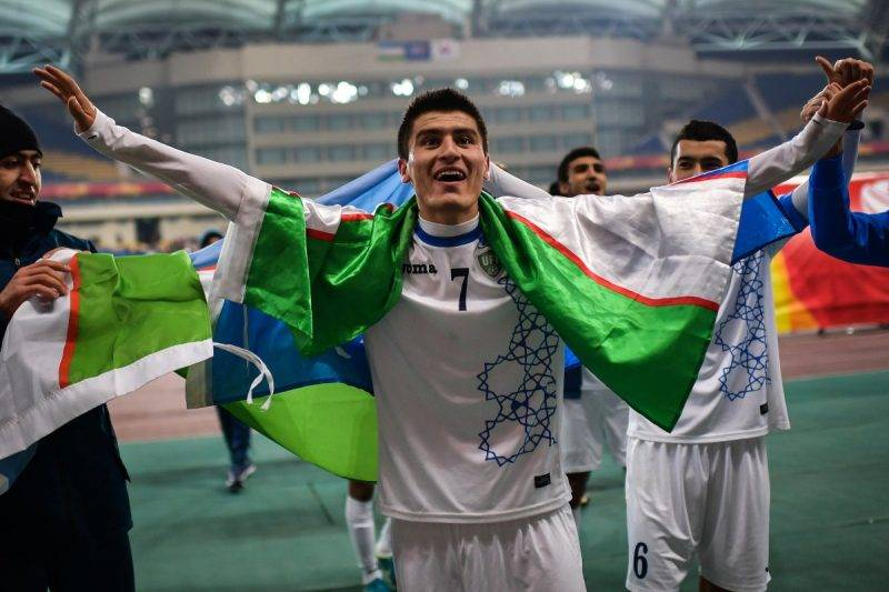 timnas Uzbekistan akhirnya kembali meraih gelar prestisius