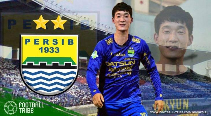 Momen Magis Sepersekian Detik Tandai Debut Oh In-kyun untuk Persib Bandung